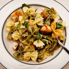 7 Dressed-Up Bow-Tie Pasta Recipes for Oscar Night Dinner