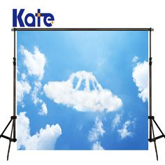 Aliexpress.com : Buy KATE Photography Backdrops Kids Daily Backdrop Cartoon White Clouds Background Newborn Backdrop Baby Photo for Photocall Party from Reliable Background suppliers on katehome2014