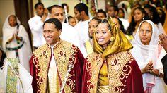 Eritrean wedding ceremony.