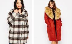 Cappotti plus size inverno 2016