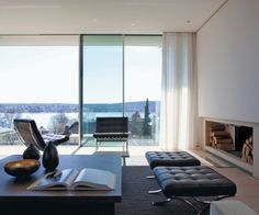 House S at Lake Starnberg by Stephan Maria Lang of Design Associates