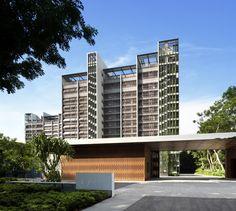 goodwood residence - singapore - woha - 2013 - photo patrick bingham-hall