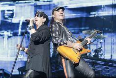 Scorpions en el Azkena Rock Festival