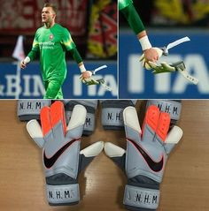 Professional goalies also make use of our services Nick Marsman (FC Twente, The Netherlands) with his personalized Nike GK Vapor Grip 3 NOW ONLY €67.50 ($75.84) #nike #gk #vaporgrip3 #personalized #goalkeepergloves #torwarthandschuhe #keepershandschoenen Visit our #ProKeepersLine #GoalkeepersStore in #Nettetal or order here: www.prokeepersline.com WORLDWIDE FAST SHIPPING