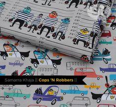 cops and robbers,samarra khaja