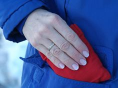 With record low temps, we decided to have a Palm Pack Hand Warmer Giveaway for three lucky winners! They fit inside inside large mittens and pockets, perfect for cold mornings at the bus stop, or walking the dog. Inside, they are perfect for earaches, headaches and cold fingers.