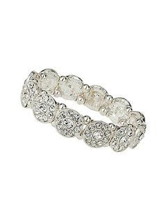 Glamorous sparkle bracelet - View All  - Accessories - £12.50