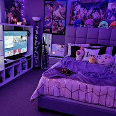 Cool flex game room design jojos kalamari room scrolls staring stop wall hey dear gamers! today i wanted to show you how my little and sweet gaming corner became like is it now it really was a heavy work but Room Ideas Bedroom, Girl Bedroom Designs, Girls Bedroom, Teen Room Designs, Bedroom Wall, Bedroom Inspo, Rich Girl Bedroom, Cool Bedroom Ideas, Ikea Room Ideas