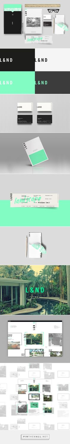 Lewis & Nielsen Branding on Behance | Fivestar Branding – Design and Branding Agency & Inspiration Gallery