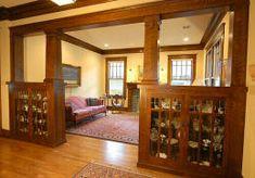 Nice open rooms