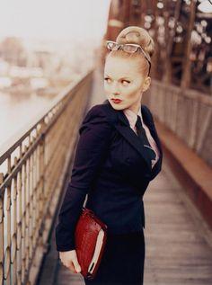 geri halliwell look at me Fashion Jobs, Girl Fashion, Strawberry Blonde Hair Color, Geri Halliwell, Spice Girls, Celebs, Celebrities, Woman Crush, Powerful Women