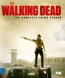 The Walking Dead - Kausi 3 (DVD)