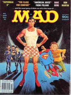 Superman II MAD
