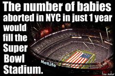 Abortionists terminated the lives of 83,750 babies in New York City in 2010…