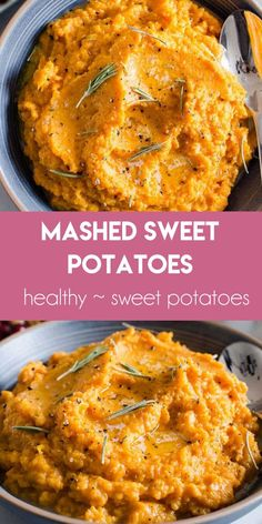 Delicious Side Dish Delicious Side Dish Mashed Sweet Potatoes are unbelievably fluffy and creamy, healthy and so easy to make. Delicious side dish for a weeknight dinner or a holiday table. Sweet Potato Side Dish, Potato Side Dishes, Healthy Side Dishes, Vegetable Side Dishes, Side Dish Recipes, Sweet Potato Mash, Healthy Dinner Sides, Sweet Potato Dinner, Dishes Recipes
