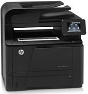 HP LaserJet Pro 400 MFP The HP LaserJet Pro 400 MFP monochrome laser MFP delivers high quality output plus the ability to scan and copy, including over a network, and work as a standalone copier and fax machine. Printer Price, Hp Printer, Printer Scanner, Inkjet Printer, Best Laser Printer, Desktop, Best Printers, Multifunction Printer, Business Essentials