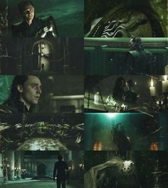 downmirkwood:  Hogwarts Founders : Salazar Slytherin - Tom Hiddleston