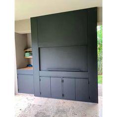 Bbq Kitchen, Decoration, Flat Screen, Exterior, Entertaining, Furniture, Home Decor, Iron, Wood
