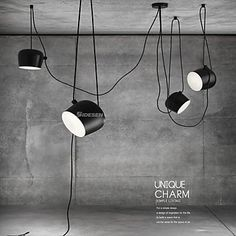 Modern/Contemporary Painting Metal Pendant Lights Living Room / Bedroom / Study Room/Office 2016 - $429.99