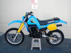1984- Yamaha IT490- LH