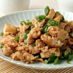 Ground Turkey and Tofu Recipe | MyRecipes.com