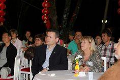 Enrique Huelva e Maristela Abad