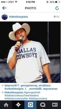 Cowboys & George Strait