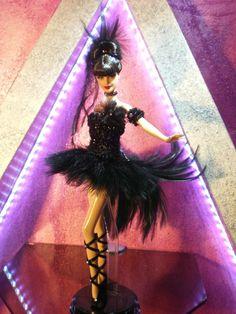 Barbie THE BLACK SWAN ULTRA LIMITED 87/99 CONVENTION BOB MACKIE BYRON LARS FACE | eBay
