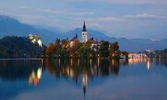 Lake Bled – Upper Carniola