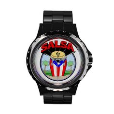 Salsa Time! Watches