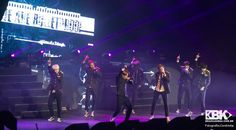 Show do BTS: 'Episode II: The Red Bullet' no Brasil e Chile