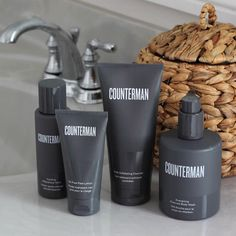 12 Best Counterman images in 2019 | Skin Care, Shaving Cream, Body bars