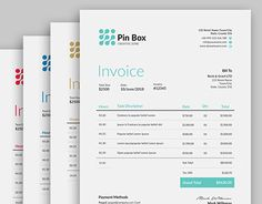 "Check out new work on my @Behance portfolio: ""Invoice"" http://be.net/gallery/57906489/Invoice"