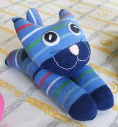 Mini Sock Cat