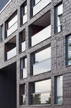 Bostadskvarter Annedal, Stockholm