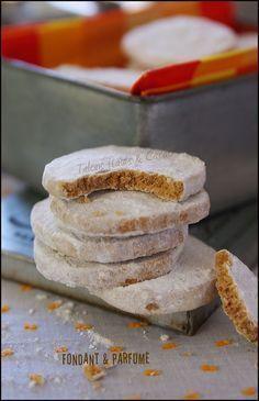 Biscuits fondants rhum et épices