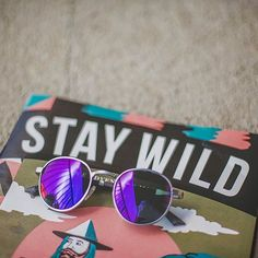 @staywildmagazine's Spring Issue (featuring the Proof crew 🎉) is still available at @proofboise + we just got a shipment of the Summer Issue ⚡️ Come snag a copy or three #StayWild  Photo from @amandarotz of @amandacheriephoto
