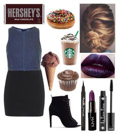 """""""Untitled #222"""" by aliyahbeyah ❤ liked on Polyvore"""