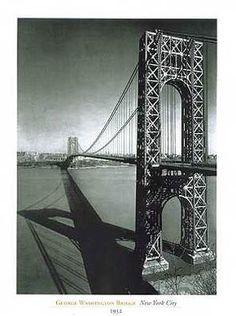 Photography - George Washington Bridge NYC