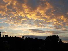 Stunning sunset 23/07/2016