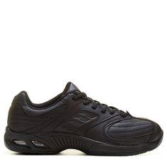 Dr. Scholl's Work Men's TX Cambridge Slip Resistant Work Shoes (Black) - 10.5 W
