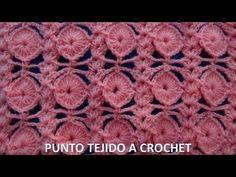 Crochet: Punto Calado # 26 - YouTube
