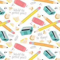 Pencils please