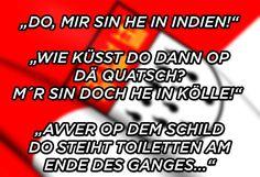 12 Witze, die Du nur verstehst, wenn Du aus Köln kommst