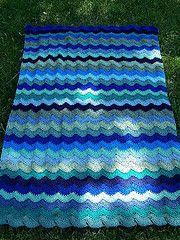 Ravelry: Warm Waves pattern by Jan Eaton