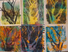Ginger Wilson: Making stencils from photos
