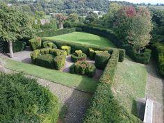 Richmond Castle, Golf Courses, Sidewalk, Side Walkway, Sidewalks, Pavement, Walkways