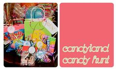 A Bushel and a Peck of FUN: CandyLand Hunt
