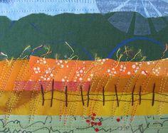 landscape detail from Deborah Boschert's ArtBox csa