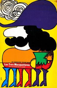 Eduardo Munoz Bachs, Los Tres Mosqueteros, 1976